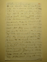 A page written by William Ellery Channing